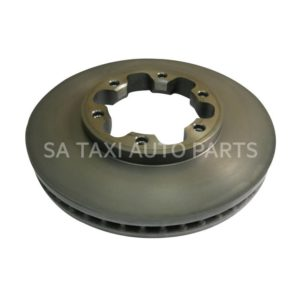 New Front Brake Disc for Nissan Impendulo | SA Taxi Auto Parts