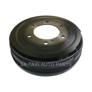 New Rear Brake Drum for Nissan Impendulo | SA Taxi Auto Parts