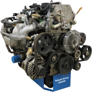 Used Engine 9/0001 for Nissan Impendulo NV350 | Taxi Auto Parts