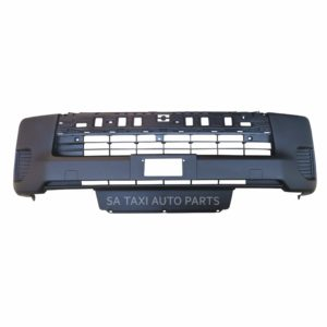 New Front Bumper 2014 onward for Toyota Quantum | SA Taxi Auto Parts
